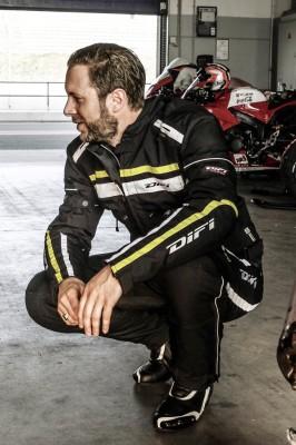 DIFI LAGUNA SECA II AEROTEX® Motorradjacke