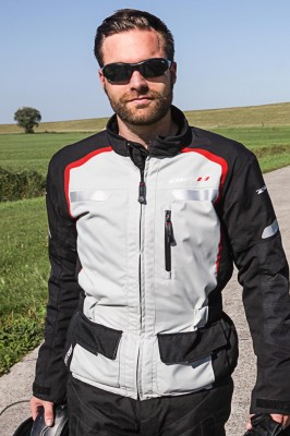 DIFI ROADSTER AEROTEX® 3L Motorradjacke