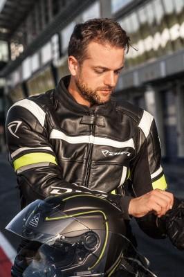 DIFI JARAMA Motorradjacke Leder
