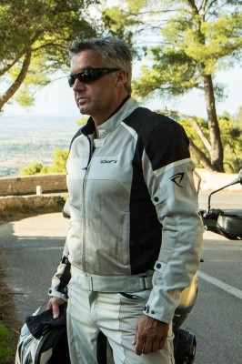 DIFI SAN DIEGO Motorradjacke Sommer