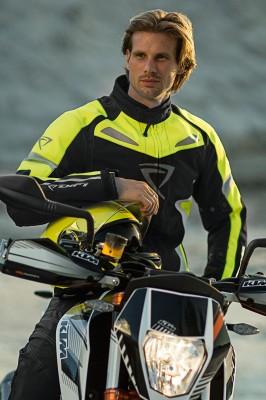 DIFI ASSEN AEROTEX® 3L Motorradjacke