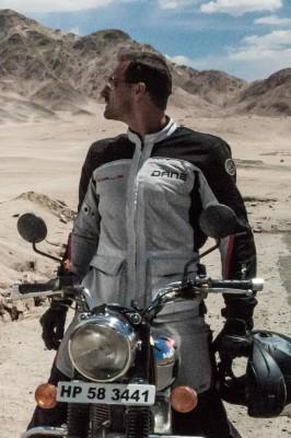 DANE VIKAR Motorradjacke Sommer