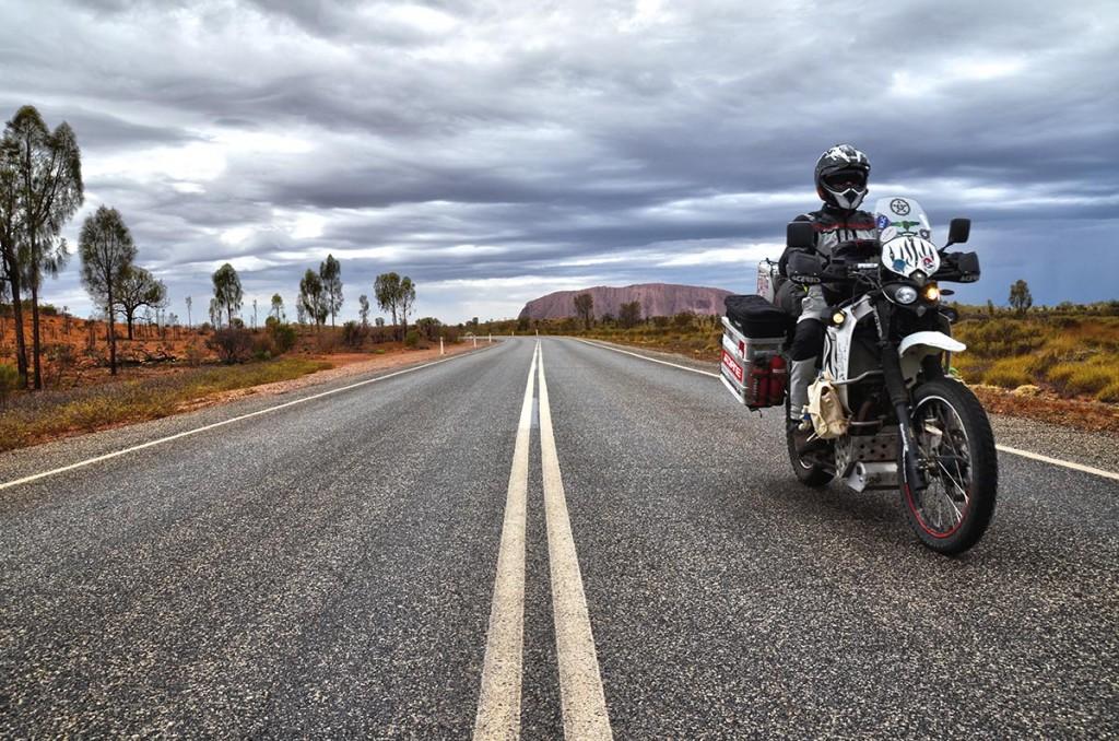 Australien – eine Motorradreise durch das Land von Crocodile Dundee