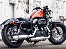 Unsere Motographie: Harley Davidson 48