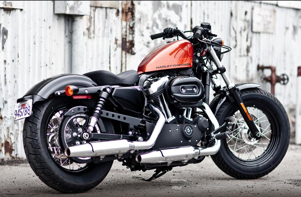 Harley Davidosn 48