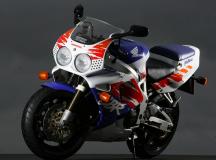 Motographie: Honda Fireblade