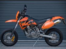 Motograhie: KTM LC4