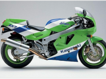 Unsere Motographie: Kawasaki ZXR 750