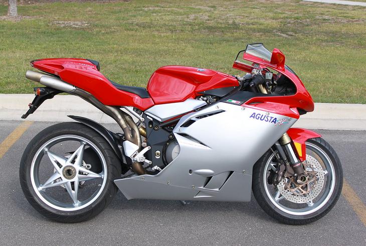 MV Agusta f4 1000s