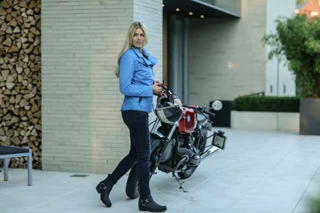 MotoPort Katalogmodels gesucht