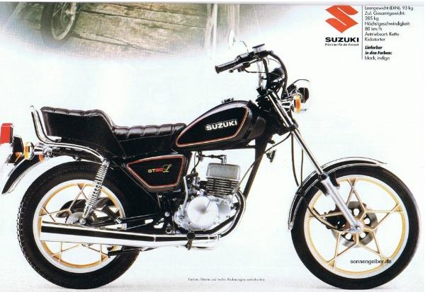 Suzuki GT80L