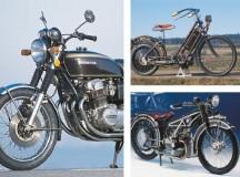 Motorräder Bestenliste – Platz 1-10