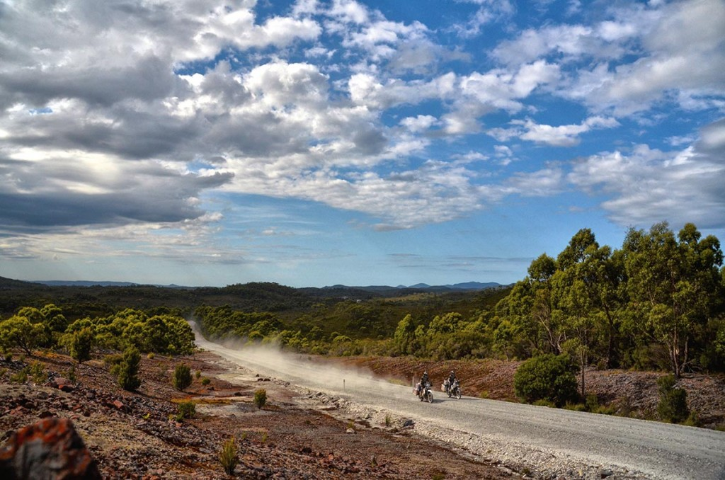 Der Wilde Westen Tasmaniens