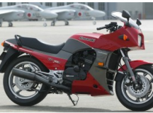 Motographie: Kawasaki GPZ 900R