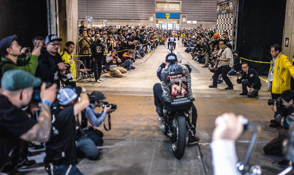 Big in Japan – Besuch bei 24. Yokohama HotRod Custom Show