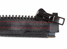 Bekleidungstipp | Verbindungsreißverschluss-Adapter für Motorradbekleidung selber machen