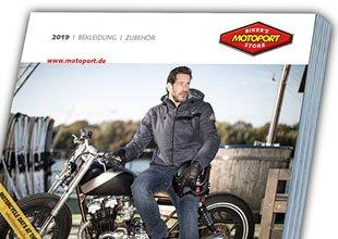 Der MotoPort-Katalog 2019 zum Online-Blättern!